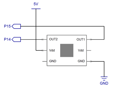 basic stamp tilt tones setup learn parallax com figure 1 tilt tones schematics basic stamp homework board