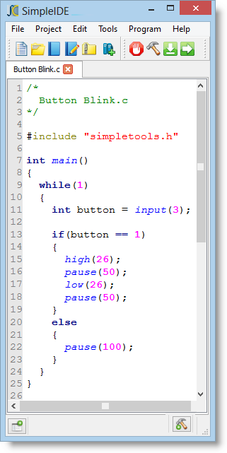 C Programming with the Multicore Propeller | LEARN PARALLAX COM
