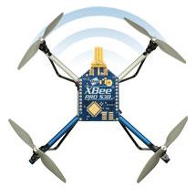 ELEV-8 v3 Wireless Telemetry via XBee