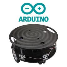 Arlo with an Arduino Uno & BOE Shield Brain
