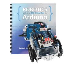 Boe-Bot to Shield-Bot Retrofit Kit for Arduino Uno