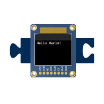 OLED Display with BlocklyProp