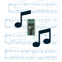 Playing Sheet Music with the Piezo Project