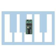 A Wireless Musical Keyboard Project