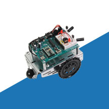 Boe-Bot Navigation with Incline Sensing Project