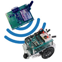 Tilt Radio Controller for your Boe-Bot Project
