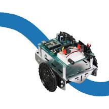 Boe-Bot Line Following with QTI Sensors Project