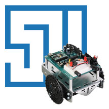 Boe-Bot Maze Navigation with QTIs Project