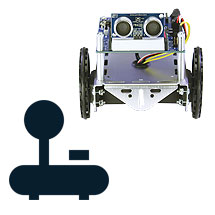 Joystick-Controlled ActivityBot Project