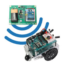 SumoBot or Boe-Bot Tilt-Controller Project