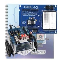 Arduino Shield-Bot Tutorial Series