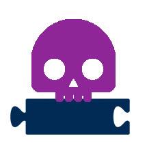 Eye-Rolling Skull Project