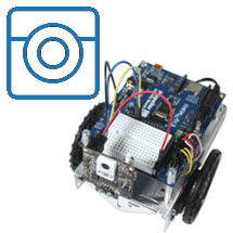 Add a Pixy2 CMUcam to an ActivityBot 360°