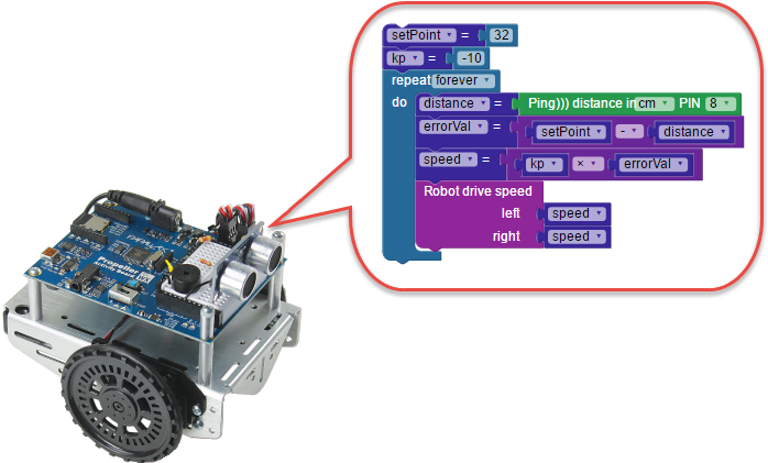 BlocklyProp Robotics with the ActivityBot (Legacy Version