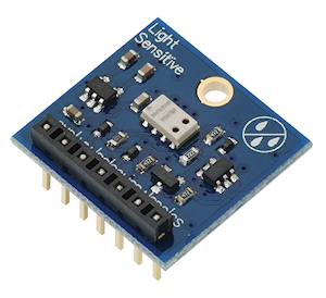 Altimeter Module MS5607 from Parallax Inc. (#29124)