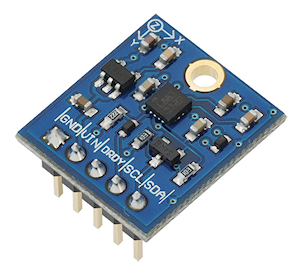 Compass Module 3-Axis HMC5883L from Parallax Inc. (#29133)