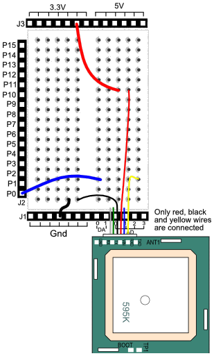 gps module pmb 648. Black Bedroom Furniture Sets. Home Design Ideas