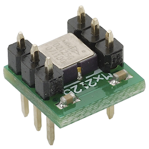 Memsic 2125 Dual-axis Accelerometer from Parallax Inc. (#28017)