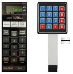 Read a 4x4 Matrix Keypad | LEARN PARALLAX COM