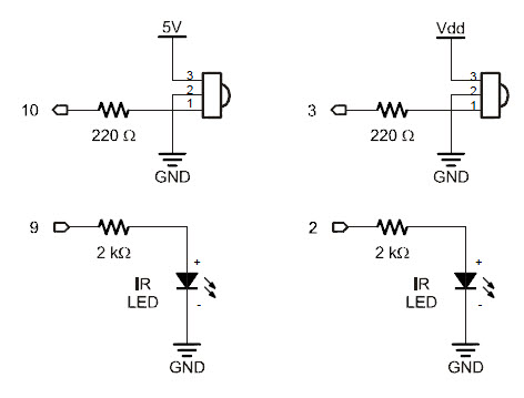 Chapter 7 Navigating Infrared 10 on light wiring diagram
