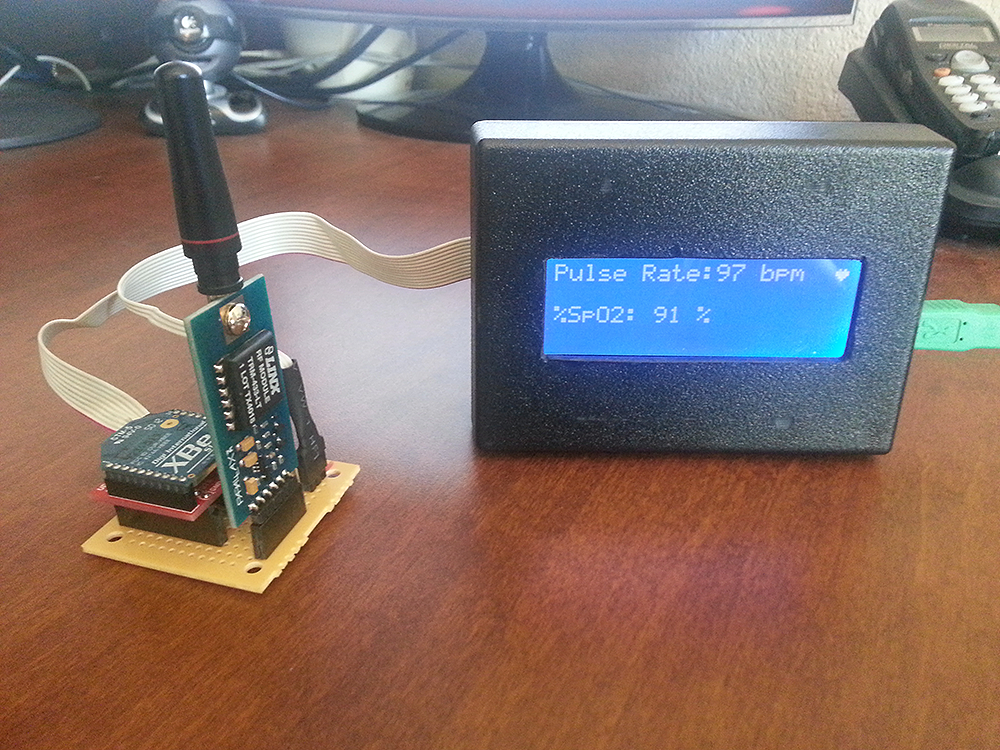 Wireless Pulse Oximeter | LEARN PARALLAX COM