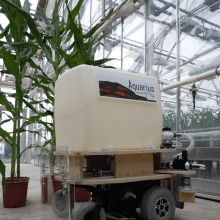 Aquarius: The Greenhouse Robot