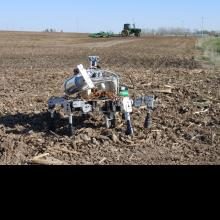 Prospero: The Robot Farmer