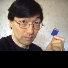 Sphinx creator Michael Park