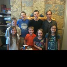 Eagle Mountain Homeschool Co-op Team