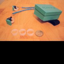 KinoCOM prototype.