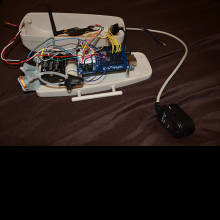 Internal workings of the Triabot.