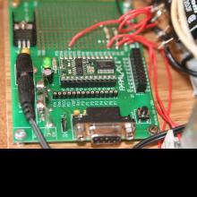Cranberry Control Board